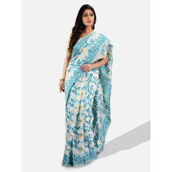 Buy authentic handloom sarees online directly from weavers of Bengal